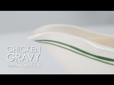 How to Make Easy Chicken Gravy   MyRecipes