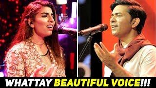 Zaw Ali had us SPELLBOUND by her POWER vocals | Ronay Na Diya, Coke Studio, Sajjad Ali