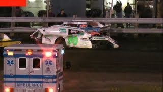 SportMod 6-1-13 Bad Crash