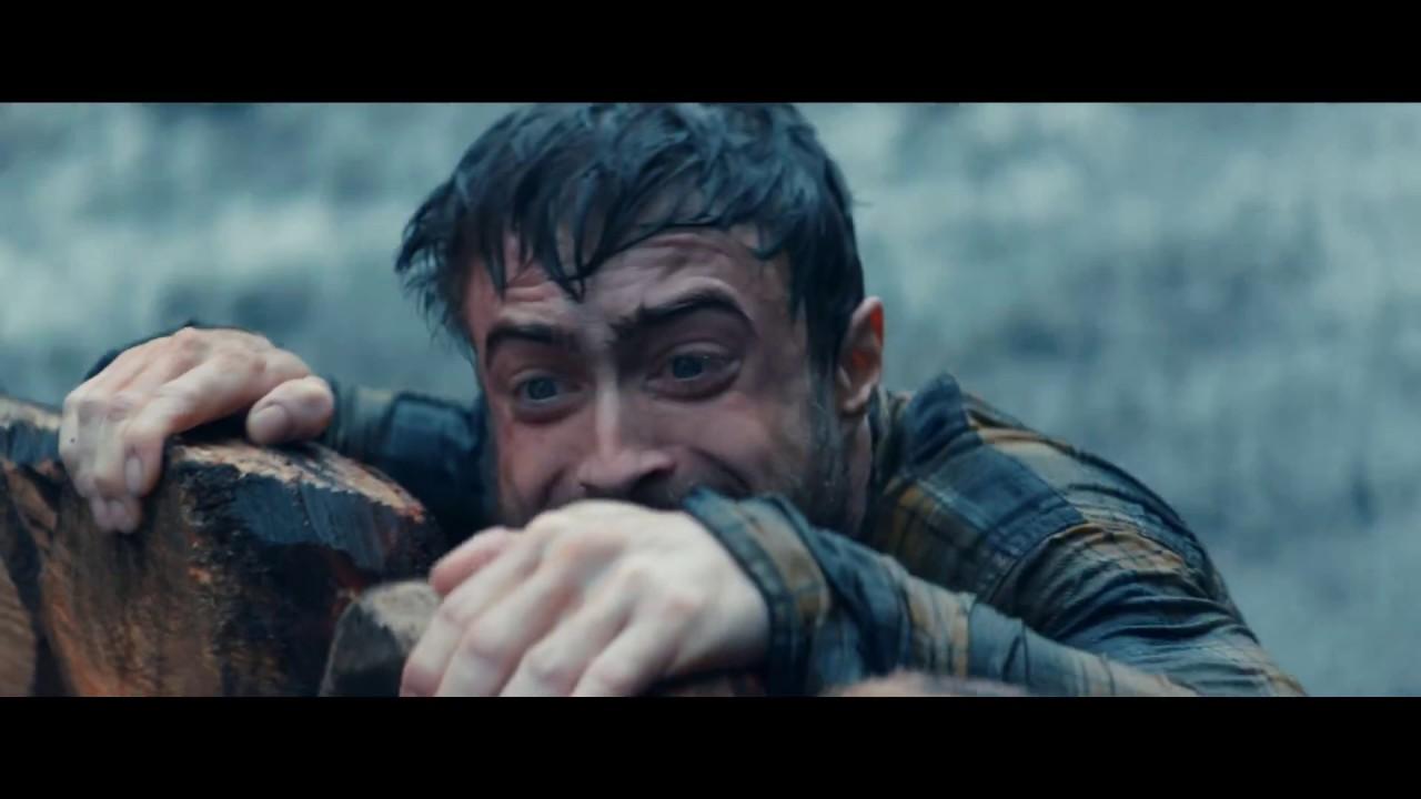 Jungle  Daniel Radcliffe  River Scene  Cinemas 20Th -8729