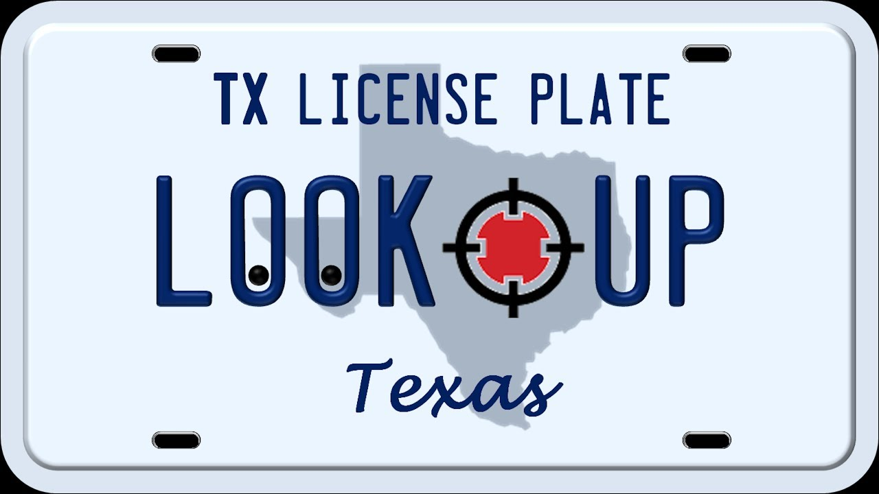 free reverse search license plate number