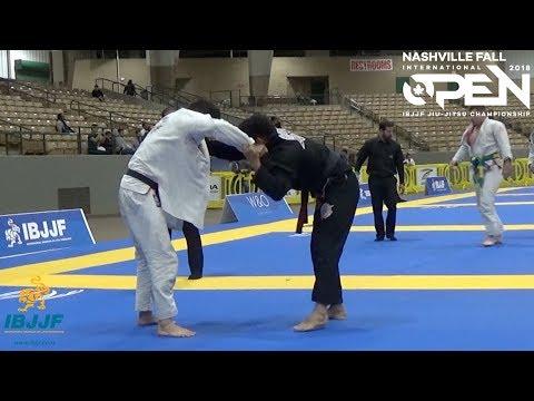 Vinicius Garcia vs Pedro Palhares / Nashville Fall Open 2018