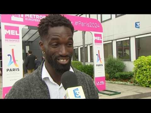 Paris 2024 : Lille Métropole affiche son soutien à la candidature olympique