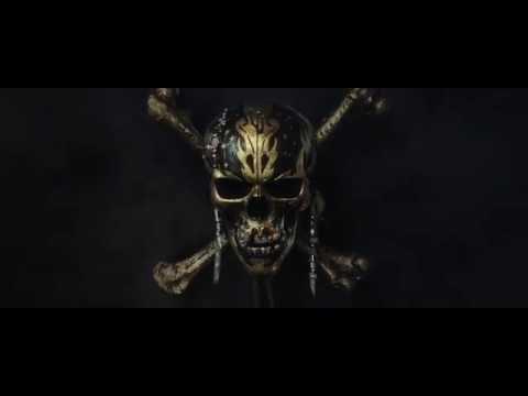 Trailer do filme Piratas do Caribe: Os Mortos não Contam Histórias