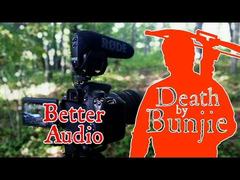 How To Film Your Own Hunts: Better Audio