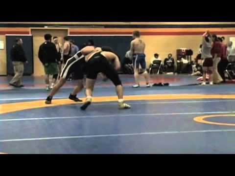 2009 Queens Open: 68 kg Bronze Andy Ross vs. Alex Kelly