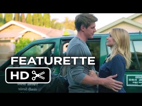 Veronica Mars Featurette  Love Triangle 2014  Kristen Bell Movie HD