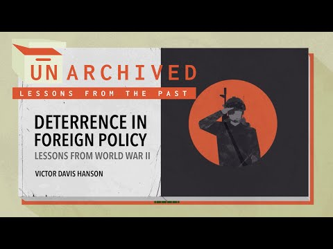 Deterrence in Foreign Policy: Lessons from World War II