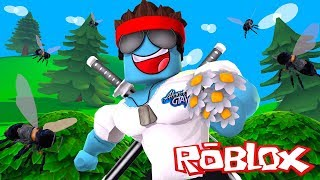 playing the game that it exceeded to JAILBREAK! BEE SWARM SIMULATOR! Roblox
