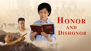 "Gospel Movie ""Honor and Dishonor"""
