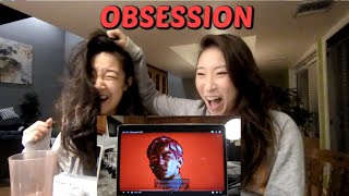 Download lagu EXO 엑소 OBSESSION MV Reaction | OUR FIRST EXO COMEBACK