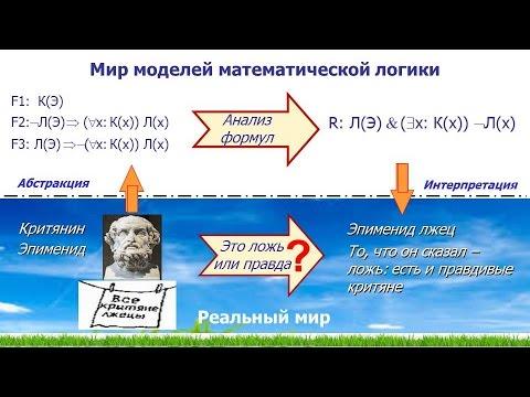 Примеры применения теоремы Поста
