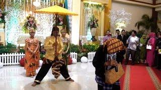 Mapag Panganten, Ki Lengser-Sanggar Yudha Asri@Hotel Sari Kuring, Cilegon, Banten 23/5/2015