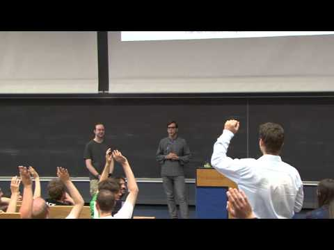 Jacob Appelbaum, Roger Dingledine - Tor Talk Q&A @ TU Munich July 24, 2013 (improved audio)