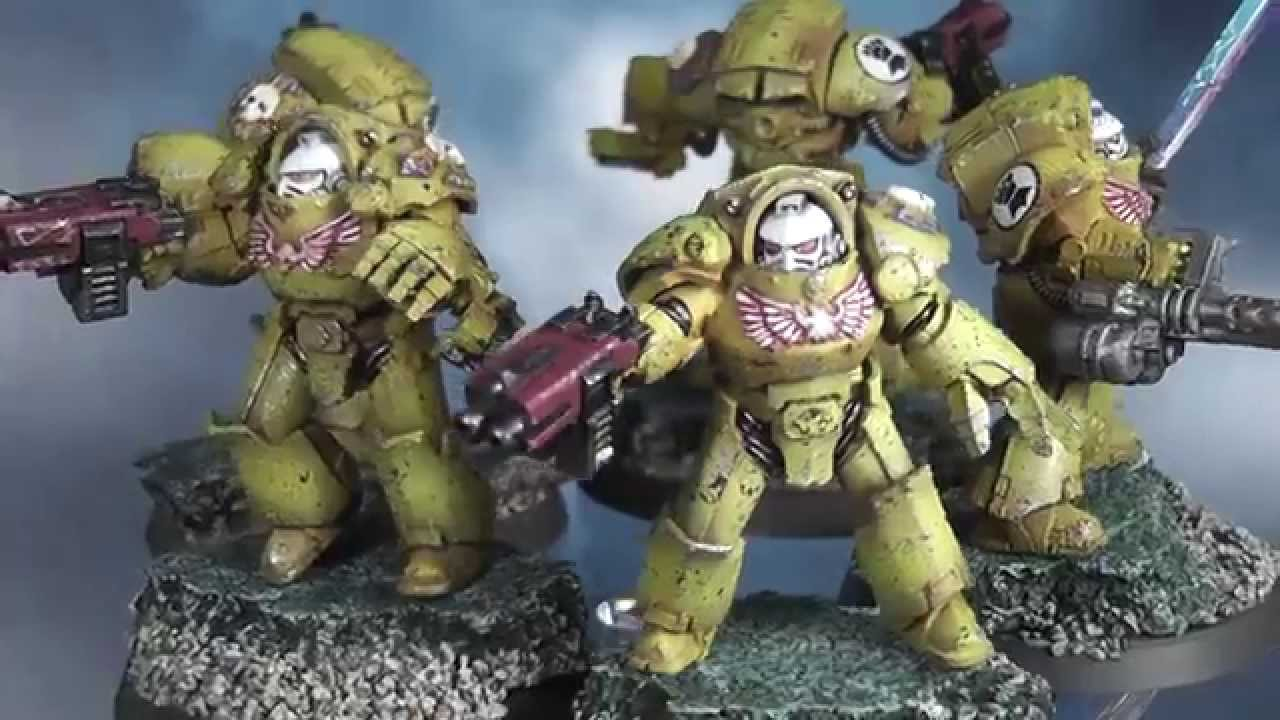 imperial fist Painting