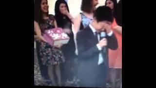 Тост казахском свадьбе