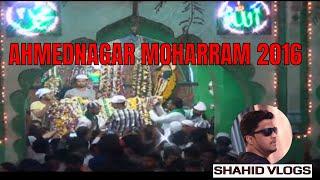 ahmednagar moharram  2016