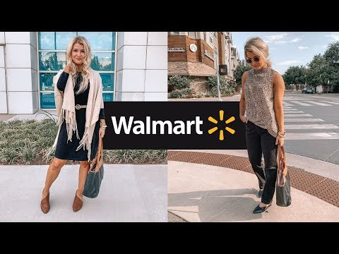 Fashion Finds - Walmart Try On Haul | Business Casual + Teacher Outfit Ideas