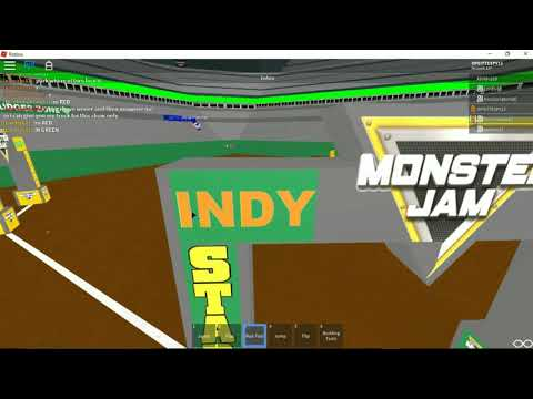 Monster Jam FS1 Championship Series 2016 East Indianapolis,Indiana