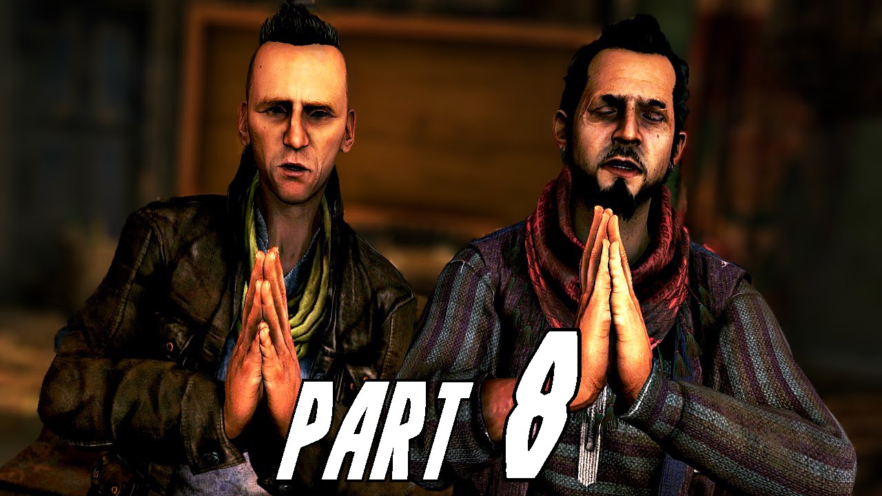 Far Cry 4 Part 8 Yogi Reggie The Naked Arena Ghale