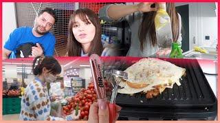 Teknoloji Kanalına Konuk Oldum Tiktok Wrap, Ödem Attırıcı Su,Market AlışverişiBenimle Bir Gün Vlog