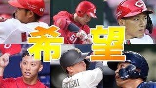【鯉の希望】今季大成長の若手選手たち!!!【広島ファン集合】