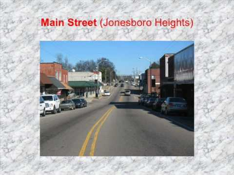 Sanford and Lee County North Carolina