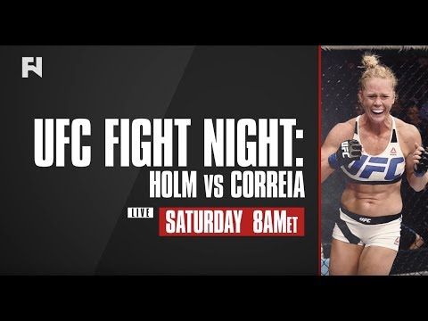 UFC Fight Night Singapore LIVE Sat., June 17, 2017 at 8 a.m. ET on FN Canada