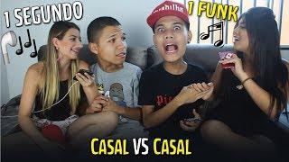 Baixar 1 SEGUNDO 1 FUNK! Casal VS Casal