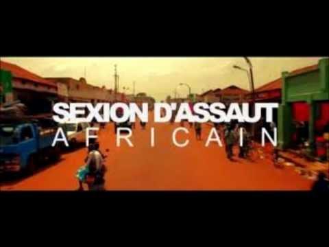 Sexion D'assaut : Africain