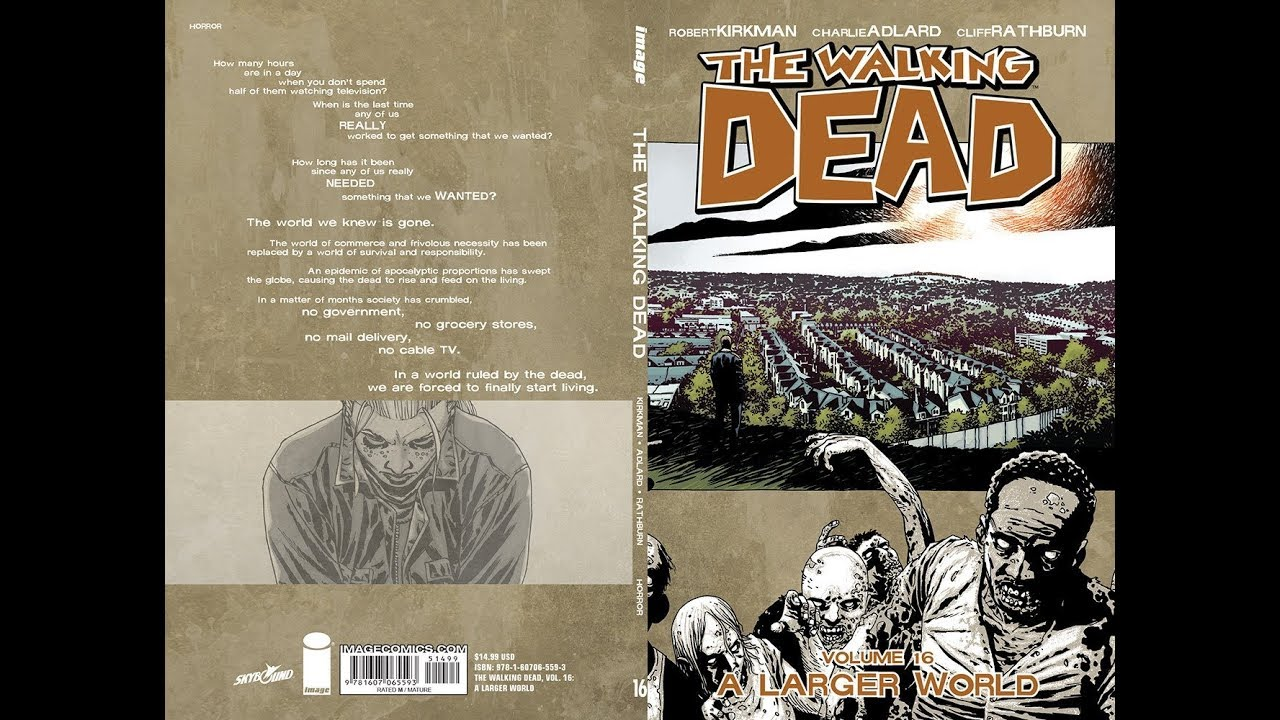 WALKING DEAD VOLUME 16 EBOOK