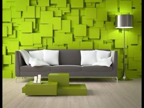 Wonderful 3D Wall Art Design Ideas To Stand Out Your Interior  Plan N Design