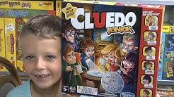 Cluedo Junior (Hasbro) - ab 5 Jahre - damals wie heute beliebt?