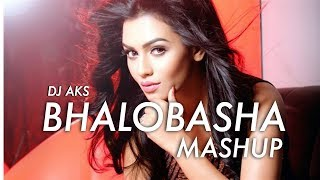 Bhalobasha Remix Mashup – Dj AKS Video Download