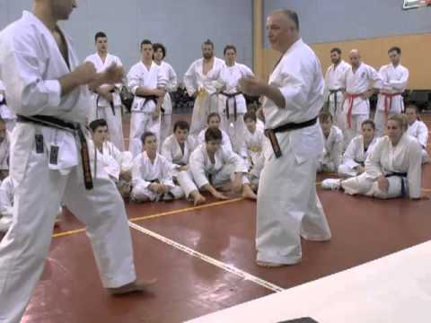 Makotokai Omotai, the Efficient Karate at Socco (Co)
