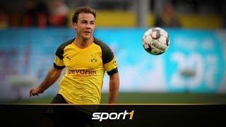 Unverzichtbar: So hat sich Götze beim BVB zurückgekämpft | SPORT1