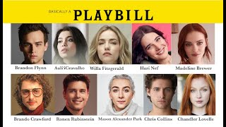 """Hamlet"" Feat. Willa Fitzgerald, Brandon Flynn, Madeline Brewer, Auli'i Cravalho- Acting for a Cause"