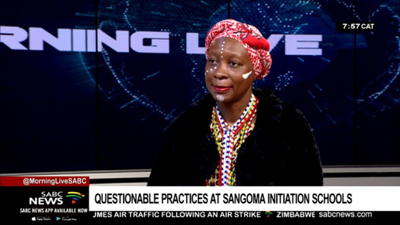 Traditional healers condemn rape of sangoma trainee