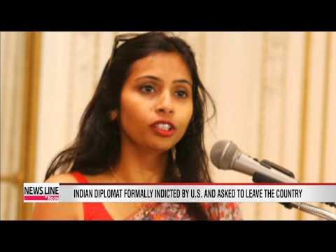 Indian diplomat indicted for visa fraud in U.S.