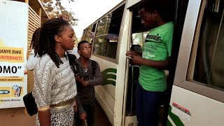 Iyo umukunzi wawe agusanze muri bisi (Come on entertainment )