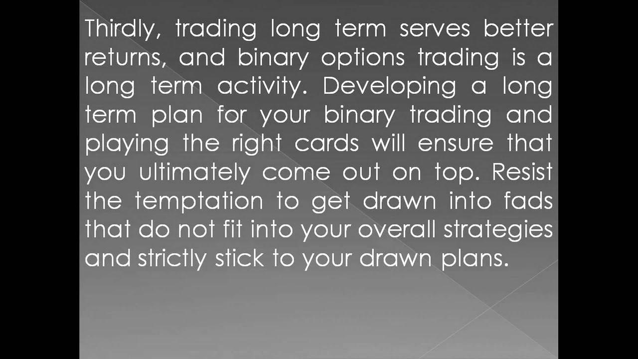 Wie binare optionen commerzbank