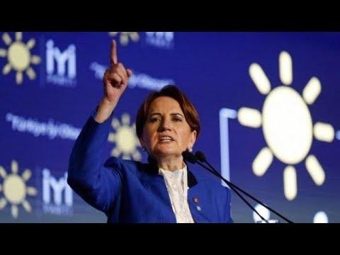Meral Akşener'den grup toplasında Erdoğan'ı ABD üzerinden topa tuttu