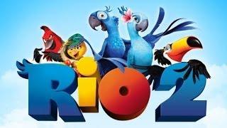 Рио 2 - Трейлер (Русская озвучка)