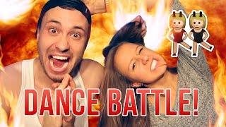 DANCE BATTLE tegen Sophie | #Furbruari