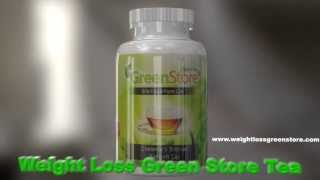 Weight Loss Green Store Tea Fat Burner ( Burn Unwanted Fat )
