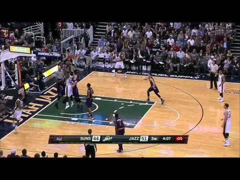 Phoenix Suns vs Utah Jazz | November 1, 2014 | NBA 2014-15 Season