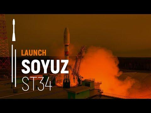 Arianespace Flight ST34 - OneWeb (EN)
