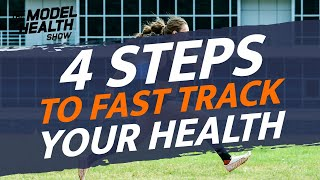 4 Steps To Fast Track Results In Your Health, Happiness, Relationships And Success