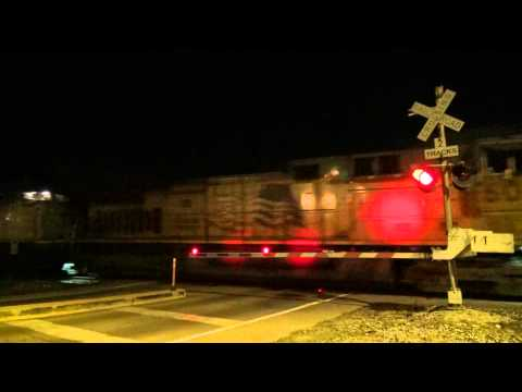Trains on the Union Pacific