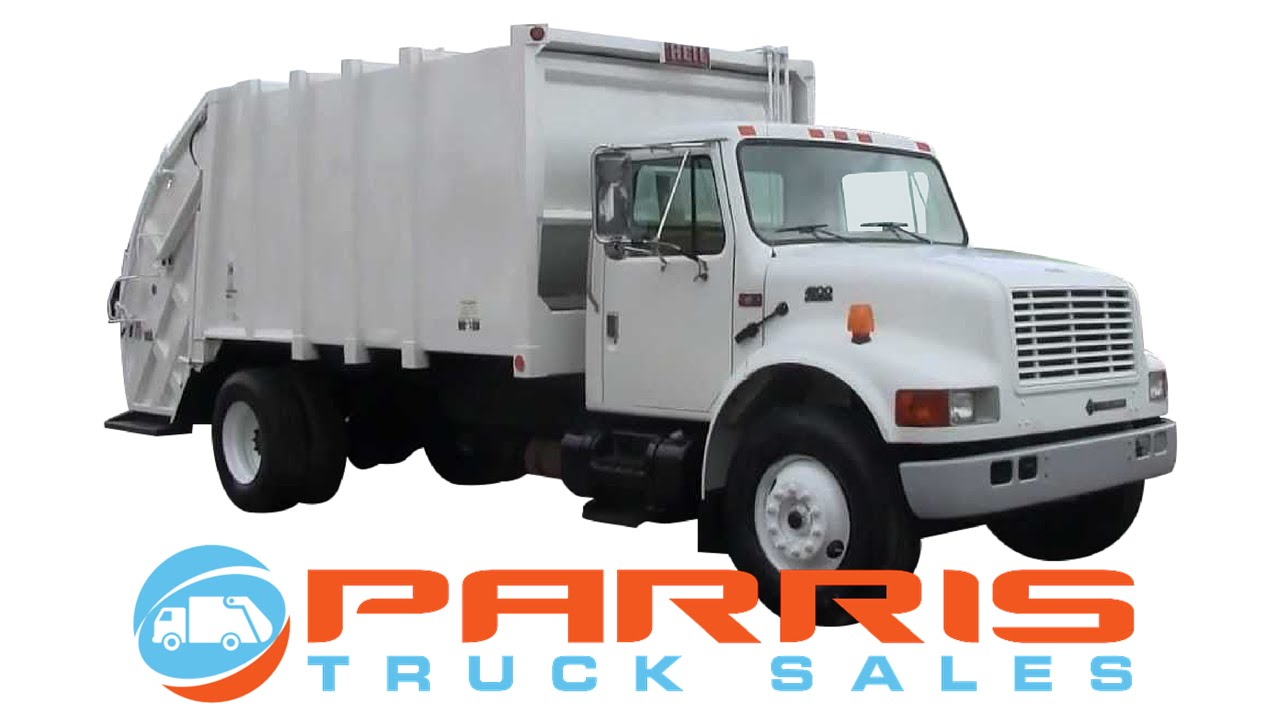 Trash Trucks For Sale >> Used Garbage Trucks For Sale Call 330 773 9300